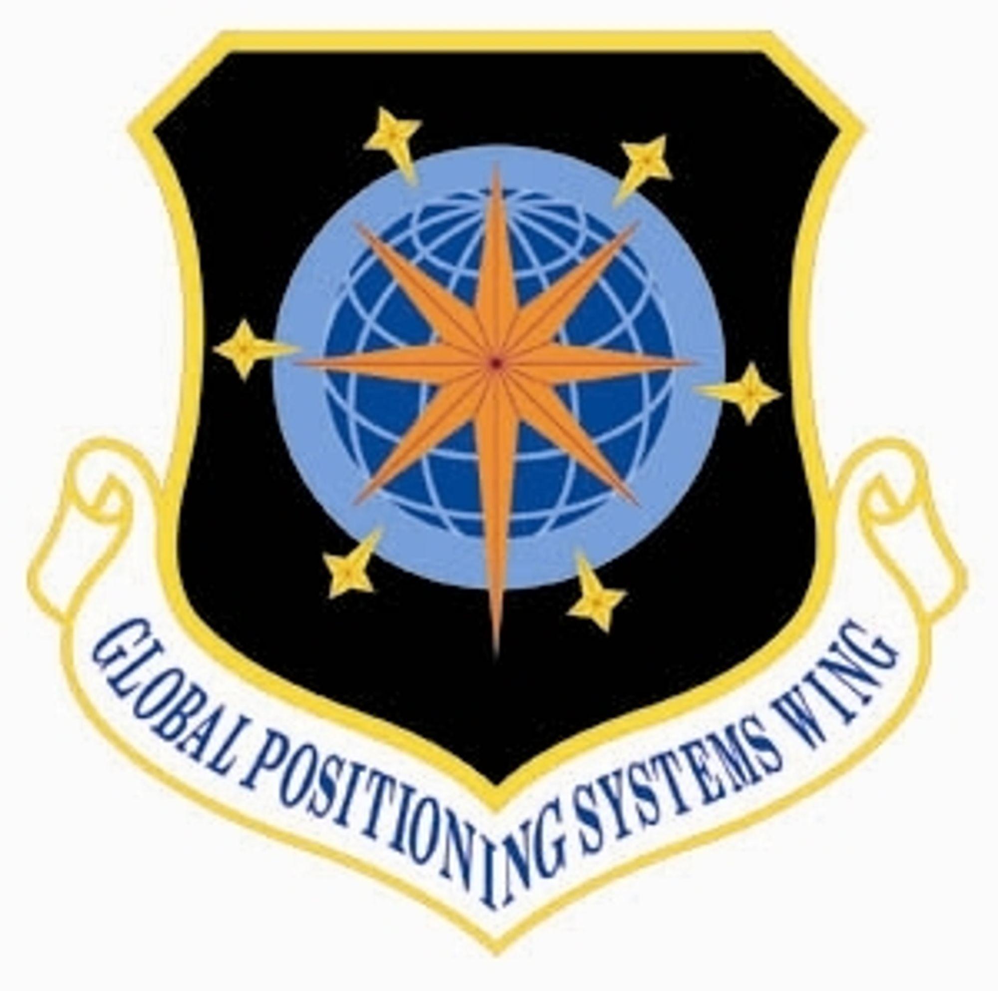 Den offisielle logoen til Navstar GPS.