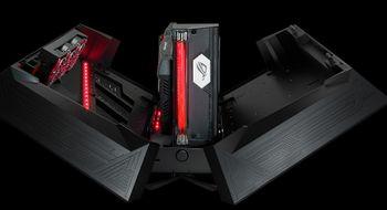 Asus lanserer boks som gjør laptopen til et grafikkmonster
