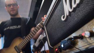 Norsk antenne gjør det mulig å styre musikkutstyr trådløst