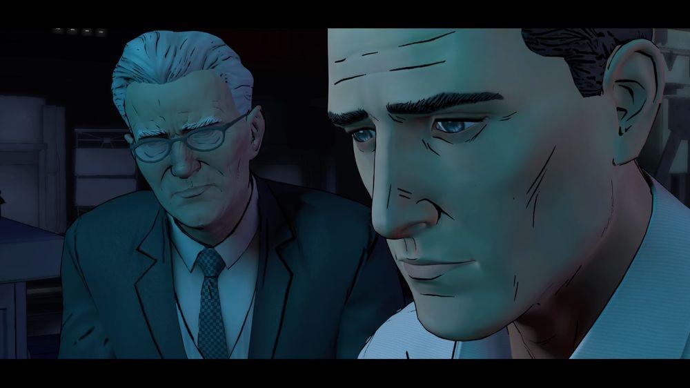 Alfred er bekymret. Bruce er lei seg. Men ellers er det mye nytt i Telltales versjon av Batman-universet.