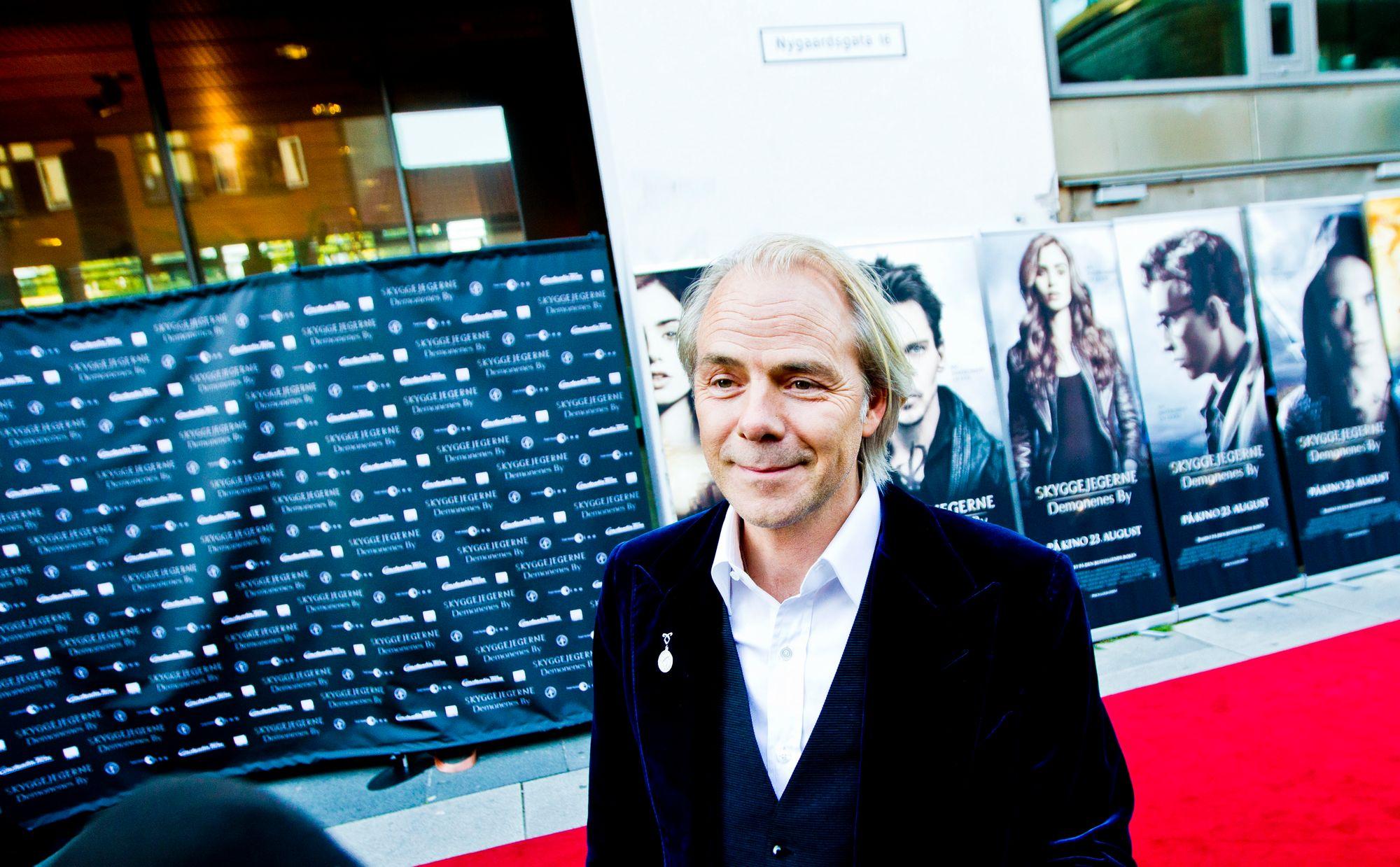 Regissør Harald Zwart.