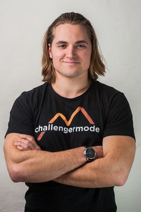 Philip Skogsberg fra Challengermode.