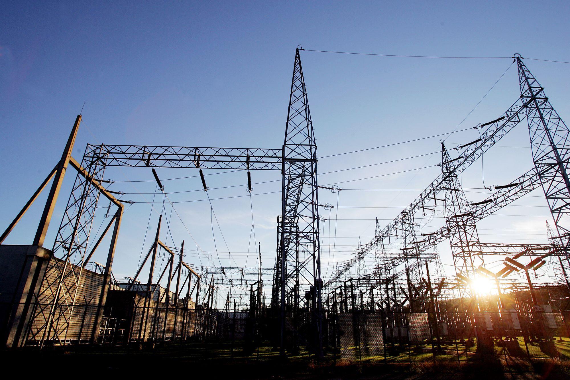 En eksplosjon på denne transformatorstasjonen på Sogn i Oslo medførte at store deler av Oslo og Bærum ble uten strøm.