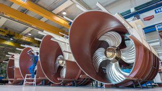 Slik klarer Brunvoll å beholde produksjon og kompetanse i Norge