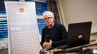 Lars Magnar Røneid er prosjektleder for Vossapakko, hvor Tunsbergtunnelen inngår.