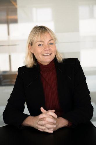 Grethe Viksaas har jobbet i Basefarm i over 16 år. I mai slutten hun i jobben som konsernsjef.