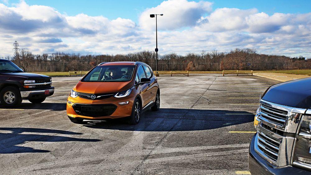 Opel Ampera-e er bygget på General Motors' teknologi. Det kommer ikke til å hindre Opel i å lansere oppfølgere basert på samme plattform.