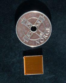 FPGA: Arbeidet som Bitvis sender ut i solsystemet er komprimert på en FPGAer brikke.