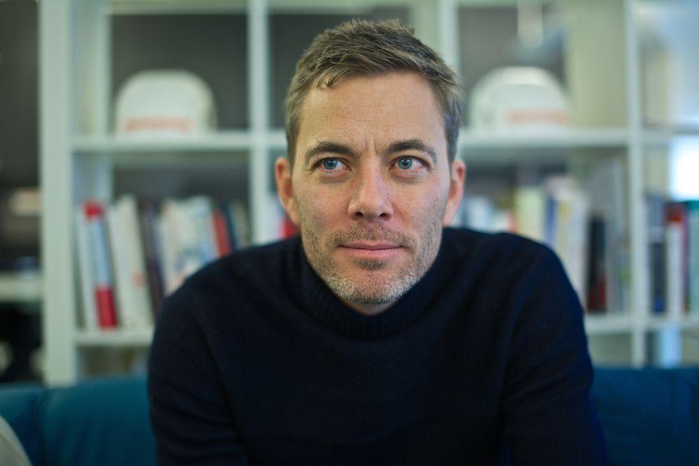 Endringsvillig: Andreas Thorsheim møter forandringer med åpne armer, og savner verken  å være direktør i Schibsted eller Opera Software.