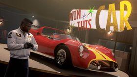 Flinke bilførere kan vinne sportsbilen Griffin Marauder.