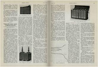 Nikkel-jern-batteriet omtalt i Teknisk Ukeblad i 1910. (Foto: Arkiv)