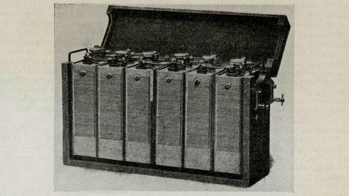 Det 119 år gamle batteriet kan lagre strøm og lage hydrogen