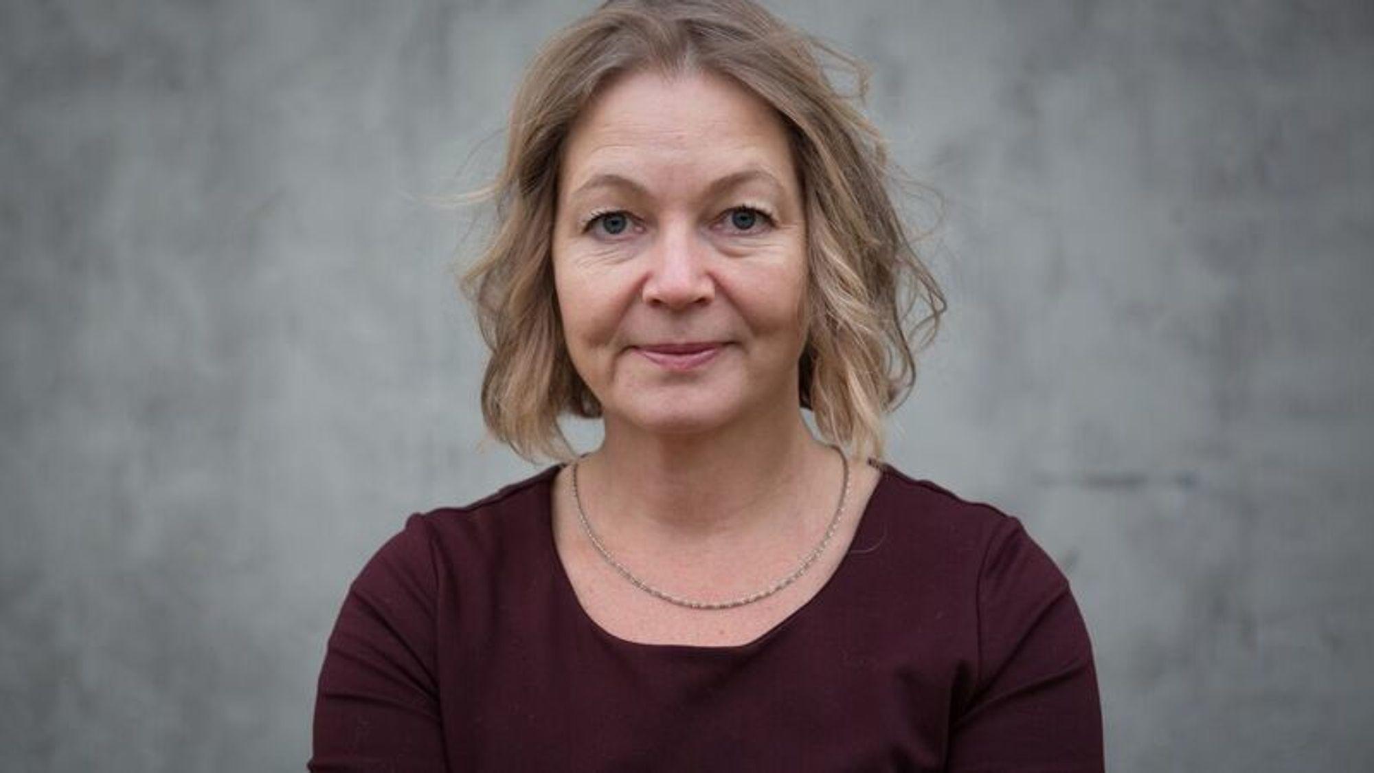 Line Gevelt Andersen, programsjef i NRK.