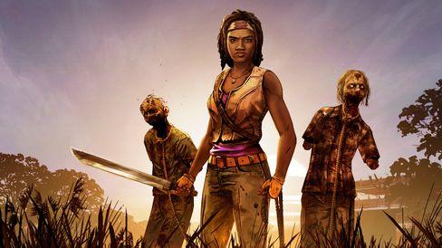The Walking Dead: Michonne.