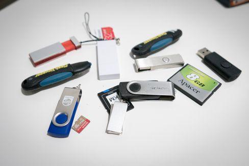 Vi har nok minnepenner, bare ikke peiling hva som ligger på dem - hvor gjorde jeg av Elasto Mania?