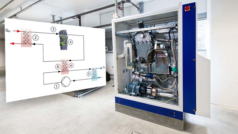 Det norske selskapet Viking Heat Engines (VHE) har en løsning som omdanner søppel til elektrisitet.Det vil de bruke i flyktningleirer.