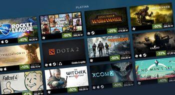 Her er de mest innbringende spillene på Steam fra 2016