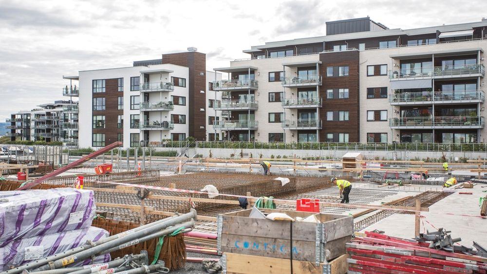 Det må bygges 37.000 boliger frem mot 2025 om vi skal møte boligbehovet i Norge.