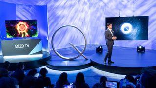 Samsung dobler lysstyrken med sine nye QLED-TV-er