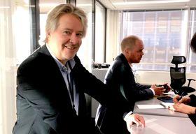 Torry Pedersen overlot i januar toppsjefposten i VG til Gard Steiro. Begge får nå plass i ledelsen av nye Schibsted Media.