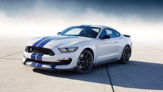 Ford lanserer hybrid-Mustang, helektrisk SUV – og fem andre biler med elmotor