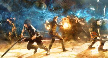 Ser ingen at Final Fantasy XV er fundamentalt ødelagt?