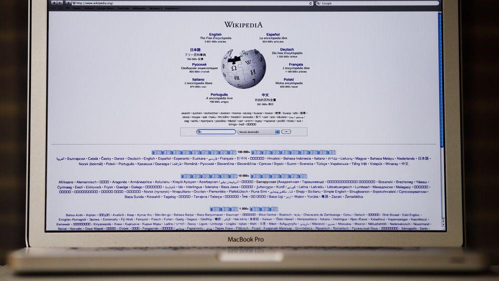 Redaktørene i Wikipedia består i stor grad av mannlige, hvite nerder. Gjør det noe med innholdet?