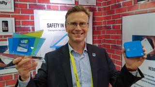 Den norske teknologimyggen SFTY vinner innovasjonspris i Las Vegas