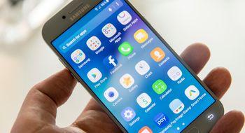 Samsung Galaxy A5 og A3 Nå er Samsungs mellomserie endelig vanntett