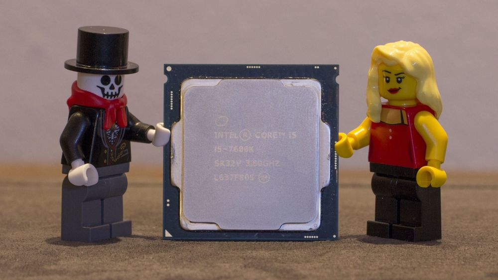 TEST: Intel Core i5-7600K