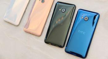 HTC U Play Billigere enn toppmodellen, men like stilig design