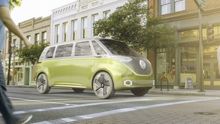 Volkswagen samarbeider med Nvidia for å gjøre bilen smartere