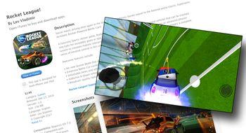 Falsk Rocket League-app er blant de mestselgende appene på iOS i Norge