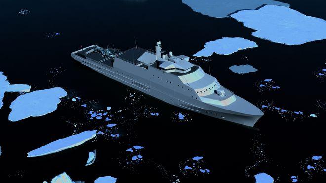 Bestiller nye Kystvakt-skip basert på gammelt design