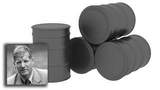 «Forhåpninger om priser på 60 dollar per fat olje, eller mer, virker i dagens situasjon lite realistiske»