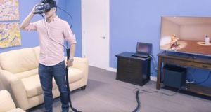 Snart kan VR-brillene vite nøyaktig hvor du er i rommet <i>uten</i> ytre sensorer