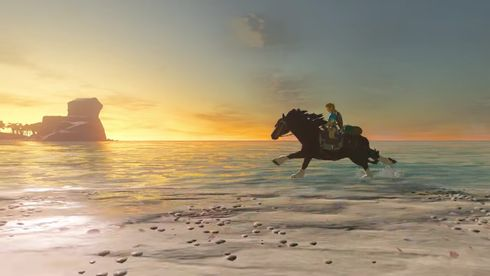 The Legend of Zelda: Breath of The Wild har fått slippdato i ny trailer