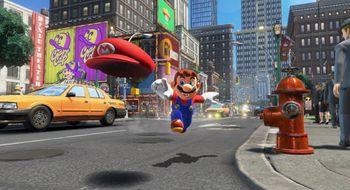 Mario kommer til Nintendo Switch i åpen verden-spill