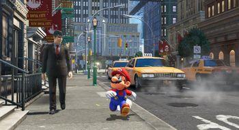 Mario-sjefen var usikker på å ha en «vanlig» by i Super Mario Odyssey