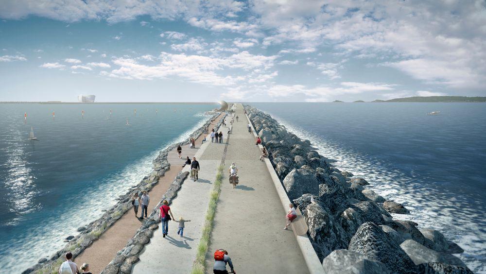 Kraft fra tidevannslaguner som planlagte Swansea Bay Tidal Lagoon, kan få en viktig rolle i Storbritannias energimiks.