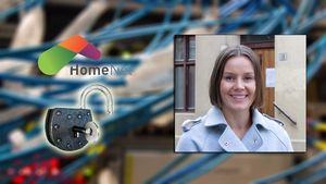 HomeNet slipper fiberen «fri»