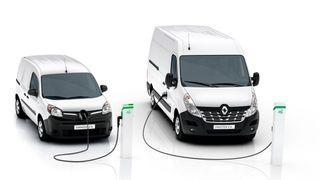 Nye elektriske varebiler på vei