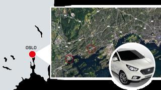 Norges to første kommersielle hydrogenstasjoner plasseres bare tre km fra hverandre