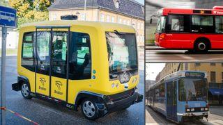 Vurderer kjøp av 10-50 førerløse minibusser: – Bedre tilbud, økt sikkerhet og lavere kostnader