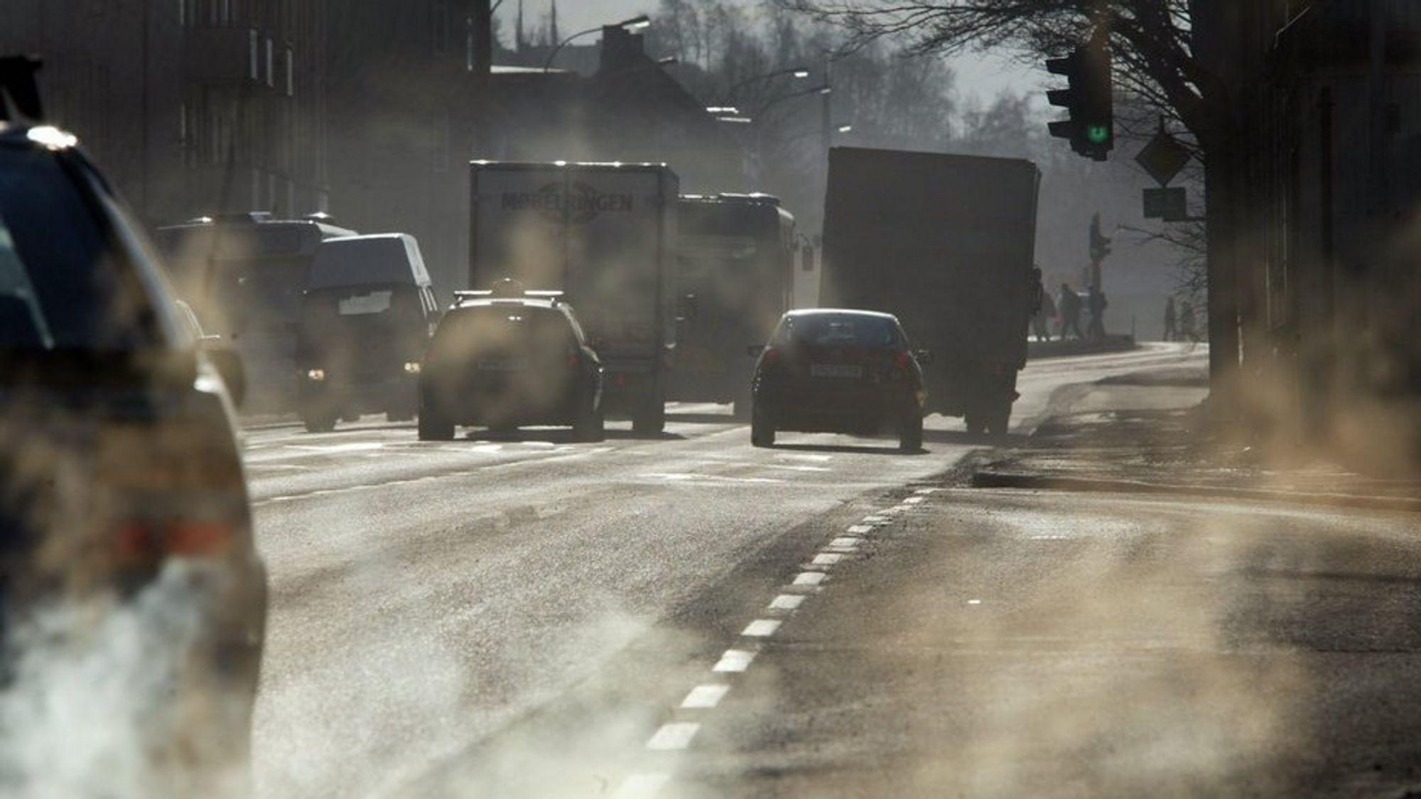Ved hjelp av mikrosensorer måler Cowi, på oppdrag for Miljødirektoratet, luftkvalitet i ni norske byer.