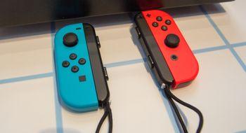 Nintendo skal ha fikset problemene med venstre Joy-Con