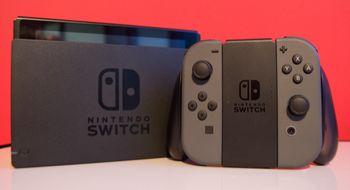 Nintendo Switch har solgt ti millioner eksemplarer siden lanseringen i mars