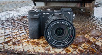 Test: Sony a6500