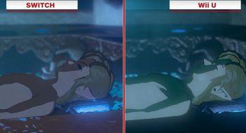 Slik er forskjellen mellom Switch- og Wii U-versjonen av Zelda: Breath of the Wild