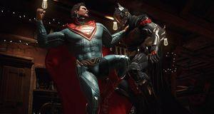 Ny Injustice 2-trailer avslører intense superheltkamper